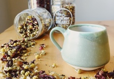 On The Move Organics, Day's End Blend Tea