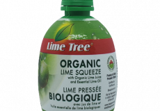 Lime Tree, Organic Lime Squeeze