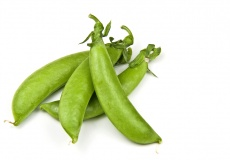 Peas, Sugar Snap - 1/2 lb.