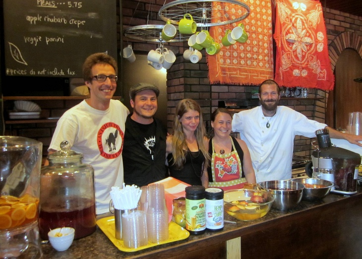The Root Cellar Cafe On The Move Organics