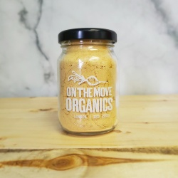 On The Move Organics, Ground Ginger