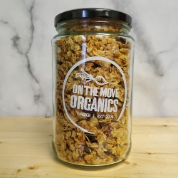 On The Move Organics - Berry Crunch Granola