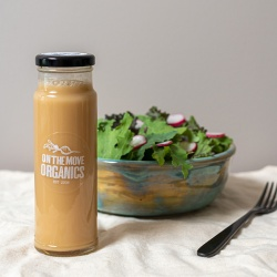 On The Move Organics, Maple Dijon Vinaigrette