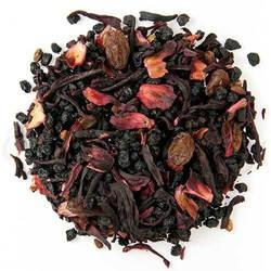 On The Move Organics, Berry Berry Tea