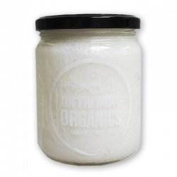 On The Move Organics, Coconut Oil