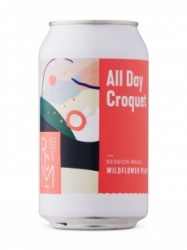 "Royal Canadian Mead, ""All Day Croquet"" Wildflower Peach Session Mead Pack"