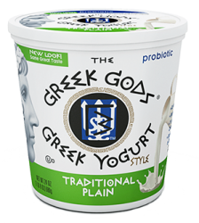 Greek Gods, Traditional Greek Yogurt