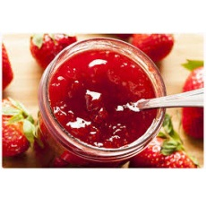 On The Move Organics, Strawberry Jam
