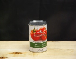 Earth's Choice, Organic Canned Tomato Paste - 156ml