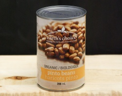 Earth's Choice, Pinto Beans - 398ml