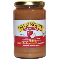 Filsinger's Organic Apple Sauce - 750ml