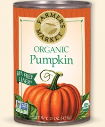 Farmer's Market Organic Pumpkin Puree - 398 ml