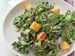 The Root Cellar Vegan Kale Caesar! Salad Kit