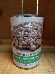 Earth's Choice, Great Northern Beans - 398ml
