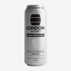 London Brewing, London Organic Lager (Beer)