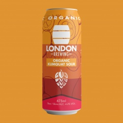London Brewing, Organic Kumquat Sour (Beer)