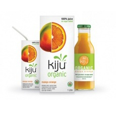 Kiju, Mango Orange Juice