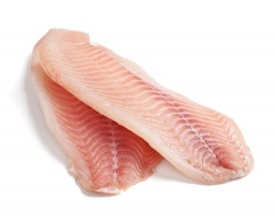 Fisherfolk, ON Wild Caught Pickerel/Walleye Fillets - Approx 1.2lb