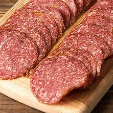 The Root Cellar, Deli Sliced Water Buffalo Summer Sausage