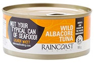 Raincoast Trading Wildcaught Albacore Tuna, Canned - 150g