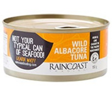 Raincoast Trading, Wildcaught Albacore Tuna (Canned)