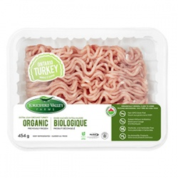 Yorkshire Valley Farms, Organic Ground Turkey