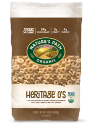 Nature's Path, Heritage O's Cereal