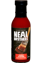 Neal Brothers, Classic BBQ Sauce - 680ml