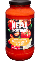 Neal Brothers, Roasted Garlic Pasta Sauce - 680ml