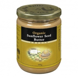 Nuts To You Organic Sunflower Seed Butter - 250g