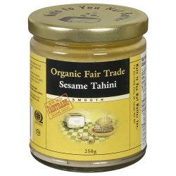 Nuts to You, Fair Trade Sesame Tahini - 250g