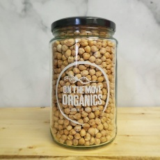 On The Move Organics, Chickpeas (Dried)