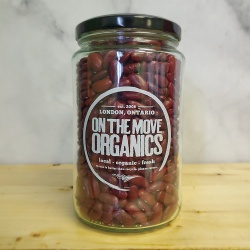 On The Move Organics, Red Kidney Beans (Dried)