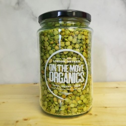 On The Move Organics, Green Split Peas (Dried)