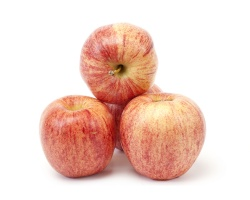 Apples, Royal Gala, 3lb bag Approx. 10-12 Apples - (BC)