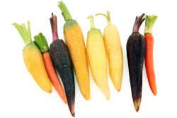Carrots, Rainbow  - 2 lb. Bag
