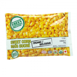 Green Organic, Frozen Sweet Corn