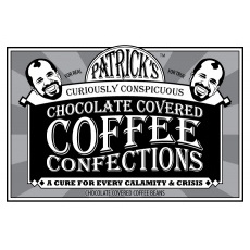 Patrick's Beans, Chocolate Coated Coffee Beans