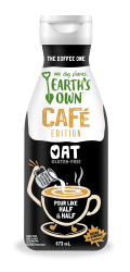 Earth's Own, Oat Creamer, Café Edition