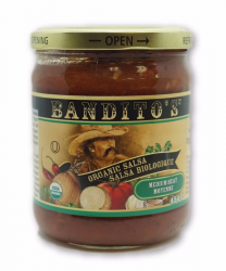 Bandito's, Medium Salsa