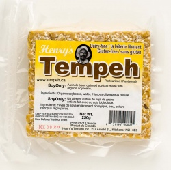 What is Tempeh?  Tempeh is the most nutritious of soy foods. It has been a stapl