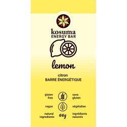 Kosuma, Lemon Bar (Vegan, Wheat Free)