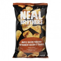 Neal Brothers, Maple Bacon Forever Kettle Chips