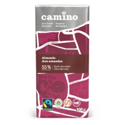 Camino, Almonds Chocolate Bar