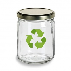 Zero Waste Jar Return