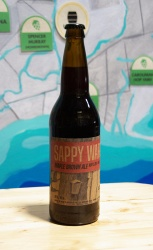 London Brewing, Sappy Warden Maple Brown Ale (Beer)