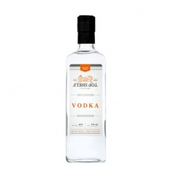 Top Shelf Distillers, Vodka - 375ml