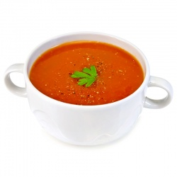 On The Move Organics, Tomato Soup