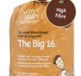 Silver Hills Sprouted Bakery, The Big 16 Bread, 96% Organic - 615g