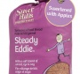 Silver Hills Sprouted Bakery, Steady Eddie Bread, Sweetened with Organic Apples,
